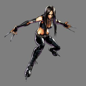 Rating: Safe Score: 9 Tags: marvel marvel_vs_capcom x-23 User: majoria