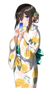Rating: Safe Score: 37 Tags: go-1 sagisawa_fumika the_idolm@ster the_idolm@ster_cinderella_girls yukata User: Mr_GT