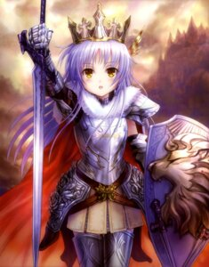 Rating: Safe Score: 65 Tags: angel_beats! armor goto-p sword tenshi thighhighs User: Zenex