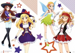 Rating: Questionable Score: 6 Tags: aikatsu! dress fairy heels hoshimiya_ichigo natsuki_mikuru shibuki_ran shinjou_hinaki sword tagme wings witch User: Radioactive