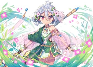 Rating: Safe Score: 16 Tags: armor dress kokkoro pointy_ears princess_connect princess_connect!_re:dive see_through wagashi928 weapon User: BattlequeenYume