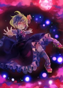 Rating: Questionable Score: 14 Tags: cha_goma dress rumia touhou User: charunetra