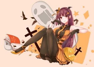 Rating: Safe Score: 43 Tags: feet girls_frontline halloween heels pantyhose wa2000_(girls_frontline) zidong_fanmai_jii_o3 User: Mr_GT