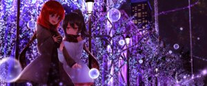 Rating: Safe Score: 21 Tags: landscape love_live! nishikino_maki orein yazawa_nico yuri User: animeprincess