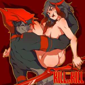 Rating: Questionable Score: 12 Tags: akakeru kill_la_kill matoi_ryuuko naked senketsu User: vkun