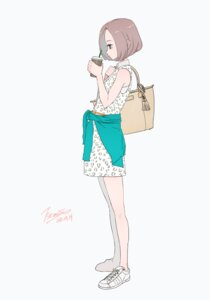 Rating: Safe Score: 13 Tags: dress miri_nanase User: Anemone