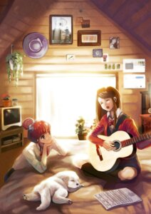 Rating: Safe Score: 11 Tags: go_eun_ji guitar User: charunetra