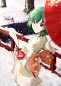 Rating: Safe Score: 17 Tags: illusionk kazami_yuuka touhou yukata User: Radioactive