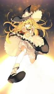 Rating: Safe Score: 37 Tags: bloomers jandy kirisame_marisa touhou witch User: Mr_GT
