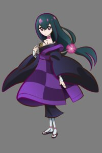 Rating: Safe Score: 14 Tags: katanagatari transparent_png yasuri_nanami User: herpderp