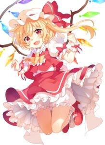 Rating: Safe Score: 39 Tags: bloomers flandre_scarlet harakasu heels touhou wings User: Mr_GT