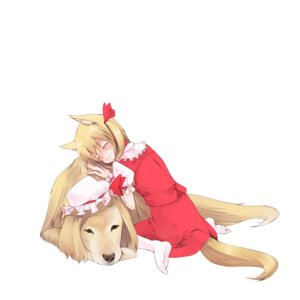 Rating: Safe Score: 9 Tags: flandre_scarlet kurokuro touhou User: Radioactive