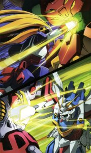 Rating: Safe Score: 5 Tags: g_gundam gundam mecha User: drop