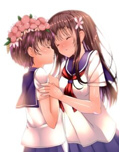 Rating: Safe Score: 15 Tags: saten_ruiko seifuku tanaka_deshirittoru to_aru_kagaku_no_railgun to_aru_majutsu_no_index uiharu_kazari yuri User: Radioactive