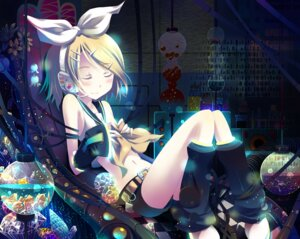 Rating: Safe Score: 20 Tags: kagamine_rin vocaloid yamadori_yoshitomo User: blooregardo