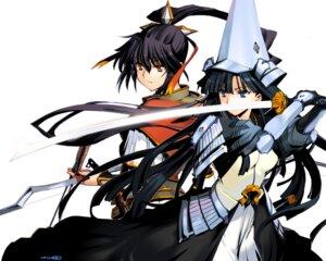 Rating: Safe Score: 14 Tags: sengoku_rance sword tagme uesugi_kenshin uesugi_kenshin_(rance) wallpaper yamamoto_isoroku_(rance) User: Radioactive