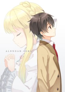 Rating: Safe Score: 23 Tags: aldnoah.zero asseylum_vers_allusia dress hyuuga_azuri kaizuka_inaho User: fairyren