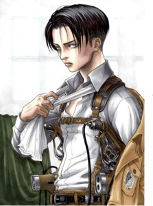 Rating: Safe Score: 4 Tags: levi male shingeki_no_kyojin takumi_(marlboro) User: Radioactive