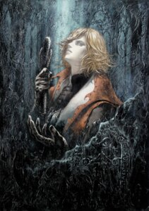 Rating: Safe Score: 8 Tags: castlevania castlevania:_lament_of_innocence kojima_ayami konami leon_belmont male weapon User: Radioactive