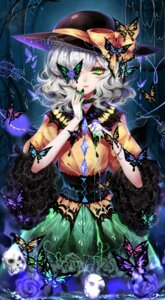 Rating: Safe Score: 22 Tags: komeiji_koishi sheya touhou User: charunetra