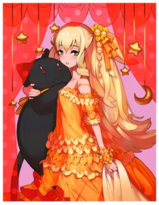 Rating: Safe Score: 18 Tags: dress kaku-san-sei_million_arthur mimori_sinov User: Radioactive