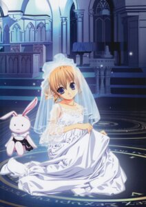 Rating: Safe Score: 12 Tags: dress fixme nero_belutino stitchme tenhiro_naoto wedding_dress world's_end User: petopeto