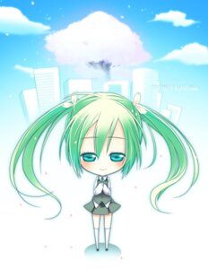 Rating: Safe Score: 5 Tags: hatsune_miku shiromayu vocaloid User: charunetra