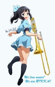 Rating: Safe Score: 19 Tags: heels hibike!_euphonium nii_manabu sasaki_azusa seifuku User: saemonnokami