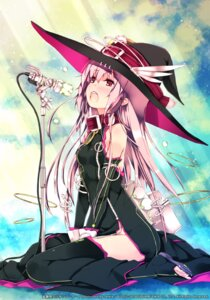 Rating: Safe Score: 74 Tags: dress refeia thighhighs witch User: Anonymous