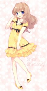 Rating: Safe Score: 23 Tags: dress ech flyable_heart kimi_no_nagori_wa_shizuka_ni_yurete shirasagi_shiori User: Nekotsúh