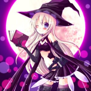 Rating: Safe Score: 25 Tags: meiya_neon thighhighs witch User: 椎名深夏
