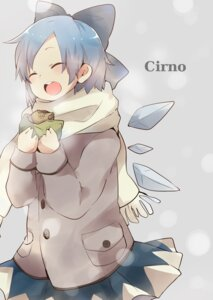 Rating: Safe Score: 14 Tags: cirno pun2 touhou User: Nekotsúh