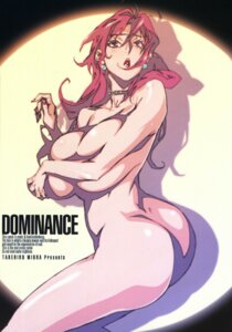 Rating: Questionable Score: 24 Tags: ass breast_hold cleavage dominance miura_takehiro naked User: Nazzrie