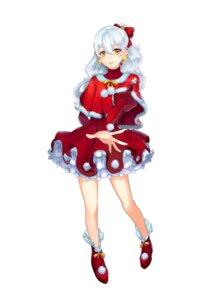 Rating: Safe Score: 10 Tags: christmas dress yuden6969 User: Dreista