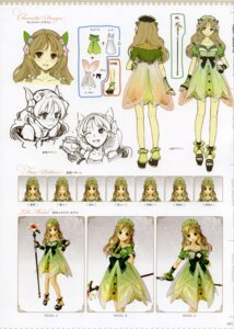 Rating: Safe Score: 12 Tags: atelier atelier_ayesha ayesha_altugle character_design dress expression hidari weapon User: Shuumatsu