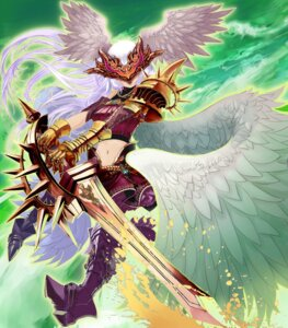 Rating: Safe Score: 14 Tags: kansousamehada lord_of_vermilion sword wings User: Radioactive