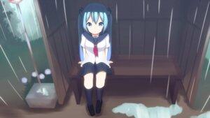Rating: Safe Score: 27 Tags: hatsune_miku jpeg_artifacts morinaoekaki seifuku vocaloid User: Frizen