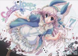 Rating: Safe Score: 22 Tags: animal_ears dress hisuitei izumi_tsubasu User: Radioactive