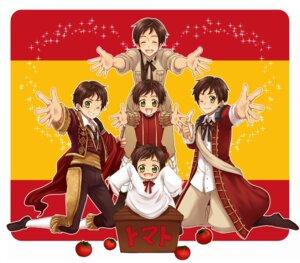 Rating: Safe Score: 5 Tags: hetalia_axis_powers male spain User: yumichi-sama