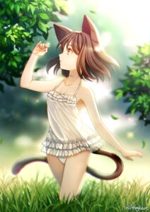 Rating: Questionable Score: 44 Tags: ahngkeut animal_ears cleavage lingerie nekomimi pantsu tagme tail User: Spidey