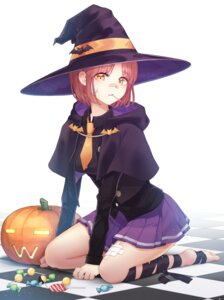 Rating: Safe Score: 20 Tags: artist_revision bandaid halloween myung witch User: Mr_GT