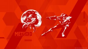Rating: Questionable Score: 4 Tags: armor metroid monster nintendo samus_aran wallpaper User: fly24
