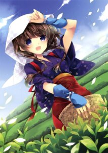 Rating: Safe Score: 39 Tags: japanese_clothes minazuki_haruka User: Twinsenzw
