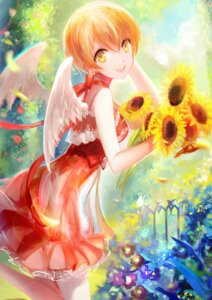 Rating: Safe Score: 32 Tags: dress hoshizora_rin juexing love_live! wings User: 椎名深夏