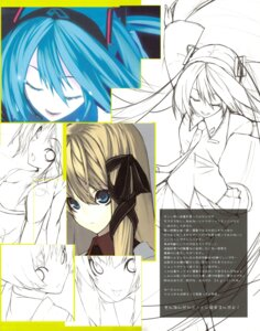 Rating: Safe Score: 7 Tags: hatsune_miku senmu sketch vocaloid User: Radioactive