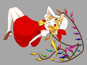 Rating: Safe Score: 13 Tags: flandre_scarlet touhou transparent_png wings User: gnarf1975