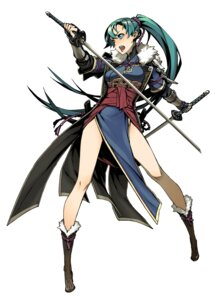 Rating: Safe Score: 43 Tags: armor dress fire_emblem fire_emblem_kakusei japanese_clothes lyndis miwa_shirow nintendo sword User: Radioactive