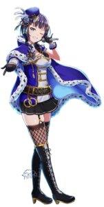 Rating: Questionable Score: 15 Tags: asaka_karin fishnets heels love_live!_nijigasaki_high_school_idol_club mia_(fai1510) stockings thighhighs uniform User: Dreista