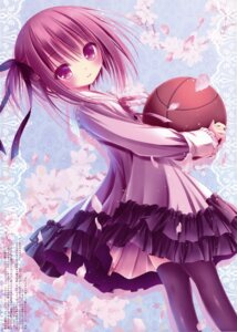 Rating: Safe Score: 51 Tags: basketball minato_tomoka ro-kyu-bu! seifuku thighhighs tinkerbell tinkle User: RICO740