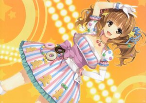 Rating: Safe Score: 100 Tags: cleavage dress moroboshi_kirari the_idolm@ster the_idolm@ster_cinderella_girls yuuki_hagure User: blooregardo